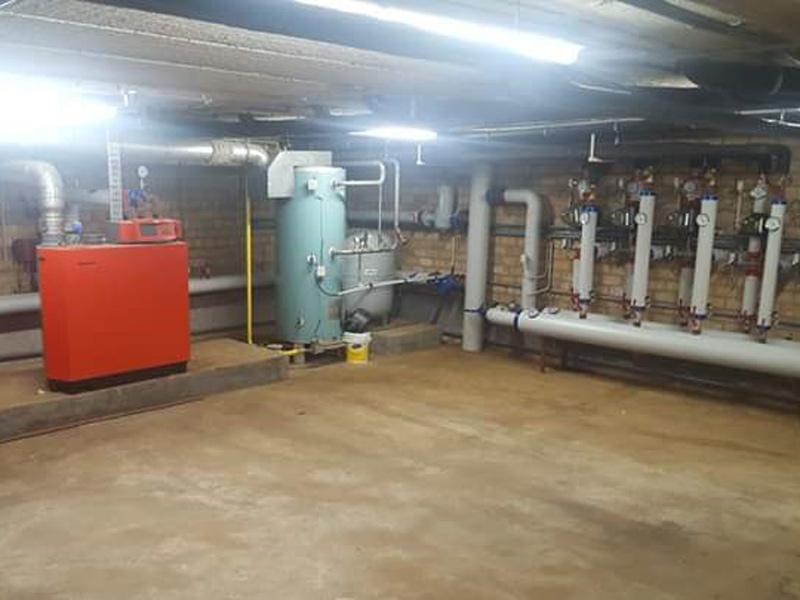 Verwarmingsinstallatie Klimop Diksmuide